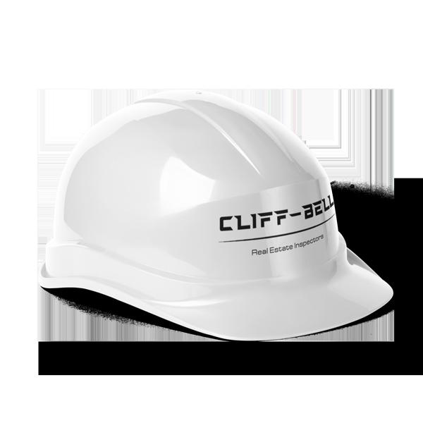 Construction Helmet Mockup cliff bell